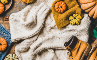 Memory, Connection and Clothing: More Autumn Transitions